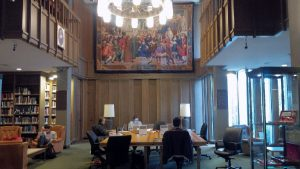 Charles Woodward Memorial Room now open for silent study
