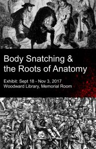 Body Snatching & the Roots of Anatomy